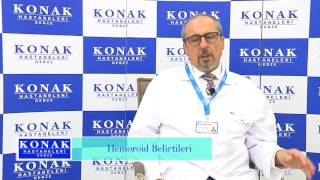 Konak Hastanesi Gebze - Hemoroid'in  Belirti ve Tedavi Yöntemleri Nelerdir?
