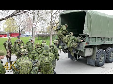 Montreal: Military efforts requested for major flooding 5-10-2017