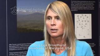 Dr Leigh Broadhurst -- Seafood -- We Really Did Evolve to Eat It: Part 1