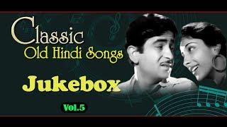 OLD CLASSIC SONGS JUKEBOX VOL 5
