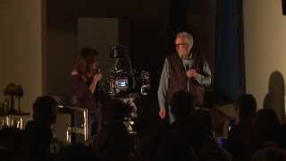 ARRI WORKSHOP -- Tom Stern, AFC, ASC & Reed Morano, ASC - CAMERIMAGE 2013