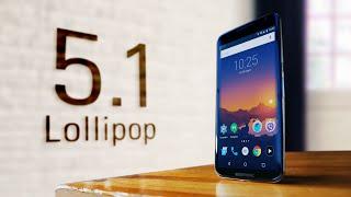 Android 5.1: что нового?(А вот и наш обзор Android 5.1 Lollipop: «зеленый робот» продолжает развиваться, уже в чем-то опережая iOS, но и, конечно,..., 2015-03-28T18:47:05.000Z)