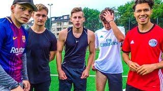 Krasse WM Tore nachstellen feat. Brotatos