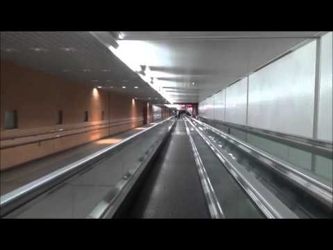 HANEDA AIRPORT-MOVING FROM TERMINAL-1 to TERMINAL-2