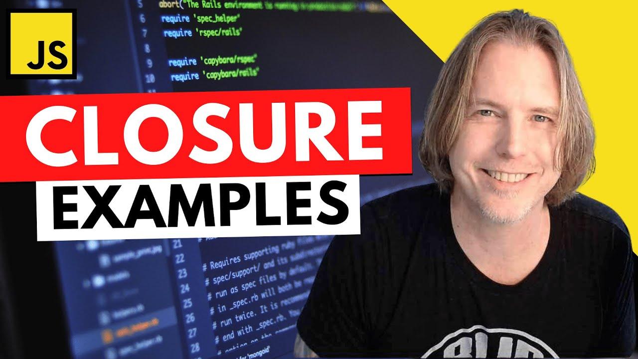 Javascript Closure Tutorial   Closures Explained