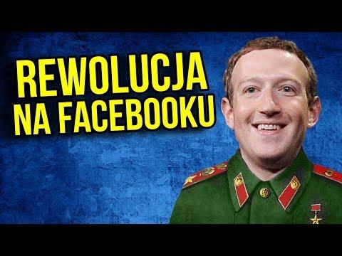 Rewolucja na Facebooku: Skasują Ci Posty, Usuną z Grupy FB, Zabronią pisać, Utną Zasięgi Strony.