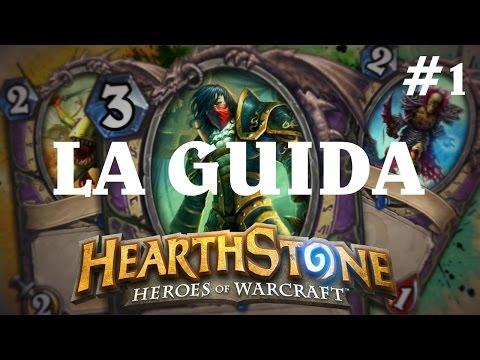 Hearthstone ITA: Il Tutorial [La Guida #1]