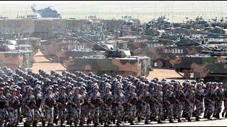 LA TENSIÓN NO TERMINA : CHINA REALIZA GRAN SIMULACRO DE GUERRA CERCA DE SU FRONTERA CON INDIA