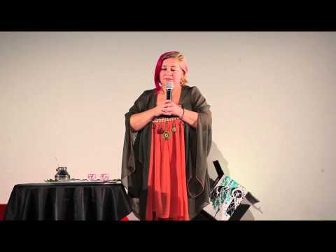 Unshaming the future in my coffee cup | Lara Aharonian | TEDxYerevan