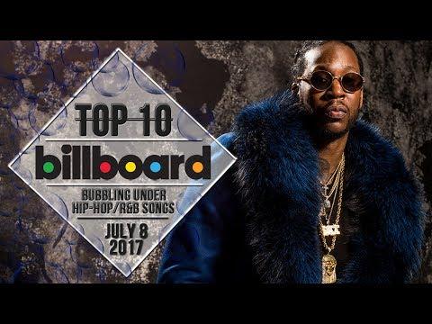 Top 10 • US Bubbling Under Hip-Hop/R&B Songs • July 8, 2017 | Billboard-Charts