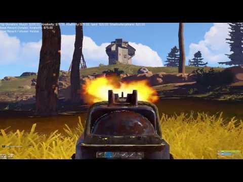 Will I Raid Today? - Friduwulf Live Streaming Rust (on YT & Twitch)