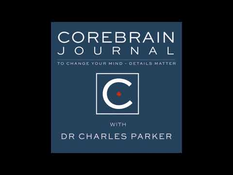 Core Brain Journal- Dr Zach Bush The Gut Brain Connection