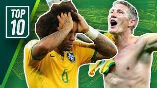 BVB vs. Bayern! City vs. United! Real vs. Barca! Die krassesten Spiele der Fußballgeschichte!
