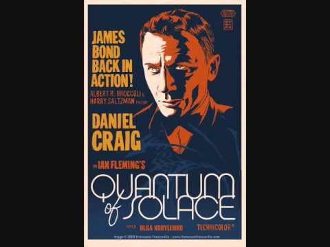 Quantum of Solace Soundtrack----Inside man
