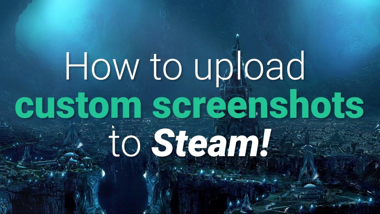 how to find steam screenshots