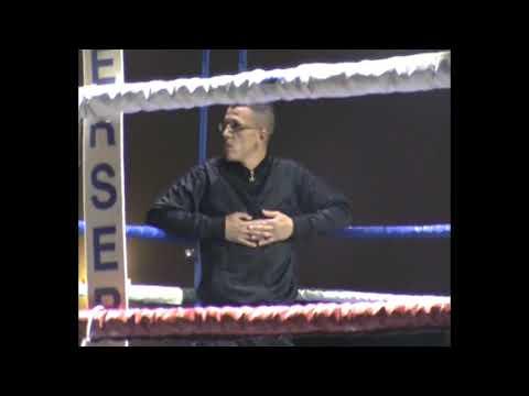 Gala de boxe Erkan vs Tristan - Ussap-Boxe Pessac