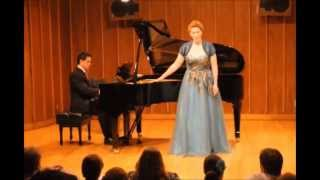 Jennifer Jones, Soprano - Doctoral Voice Recital