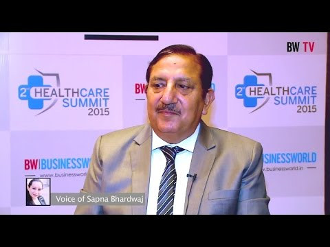 PPP Model Can Provide Healthcare To The Vast Rural Population Of India, Says Brig. M. Khajuria