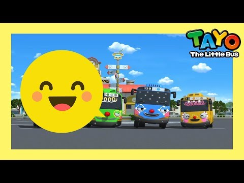 Tayo share your warm heart l Learning Good Habits l Having Good Habits l Tayo the Little Bus