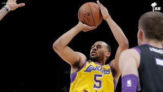 Talen Horton-Tucker Highlights | South Bay Lakers vs Stockton Kings