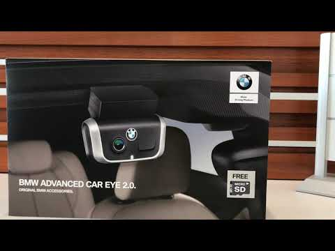 BMW Drive Recorder And Advanced Car Eye 2.0