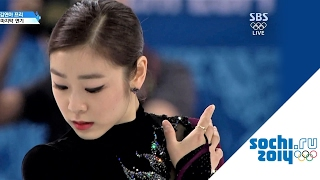 Repeat youtube video 2014 Olympics Ladies FS Group 4 Full Version