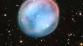 Panning across the planetary nebula ESO 378-1