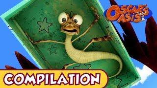 Oscar's Oasis - CATAPULT (2019) _Funny Cartoons For Kids Oscar's Oasis (2019) #ORREO