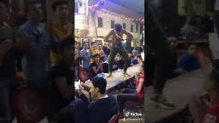 احلى رقص على مهرجان |التالته تابته|حاتم الرملاوي