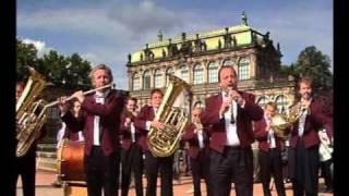 Rundfunkblasorchester Leipzig - Frohsinn-Marsch 1993