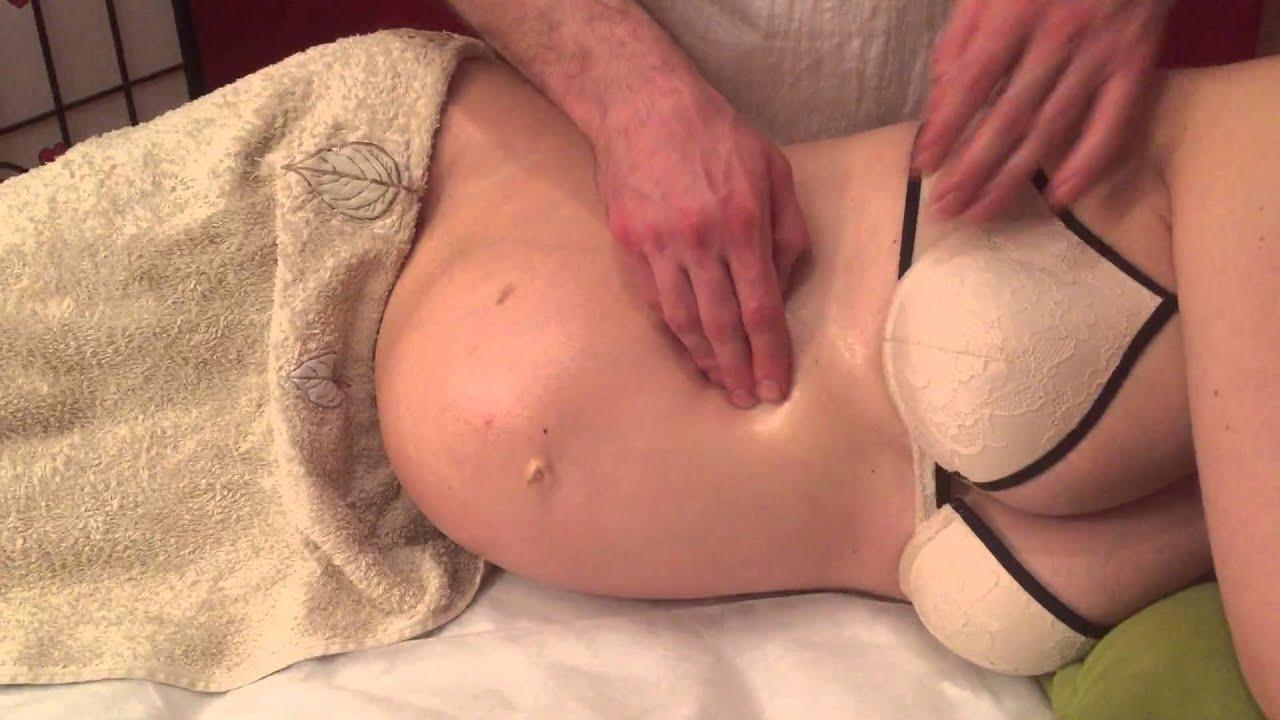 Висцеральный массаж живота для будущих мам. Как избавиться от токсикоза и изжоги при беременности!