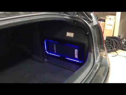 Lexus Gs Custom Car Audio Install Part 3 Youtube