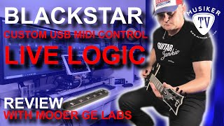 Blackstar Live Logic with Mooer GE Labs - Review