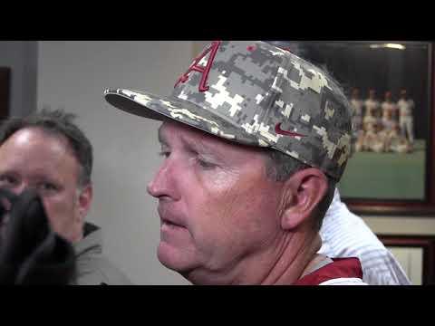 Dave Van Horn gives injury updates, previews series at LSU