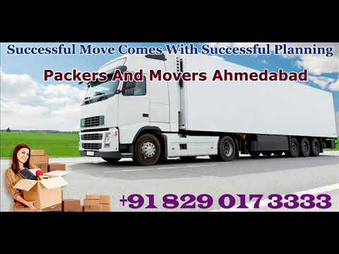 Packers And Movers Ahmedabad Charges, Price Quotes, Rate List Charts, Local Household Shifting