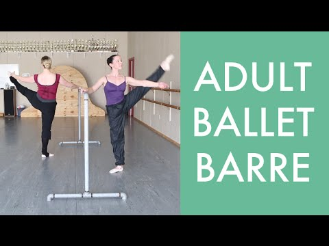 Adult Ballet Barre