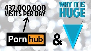 Why Verge And Pornhub Partnership Is HUGE!