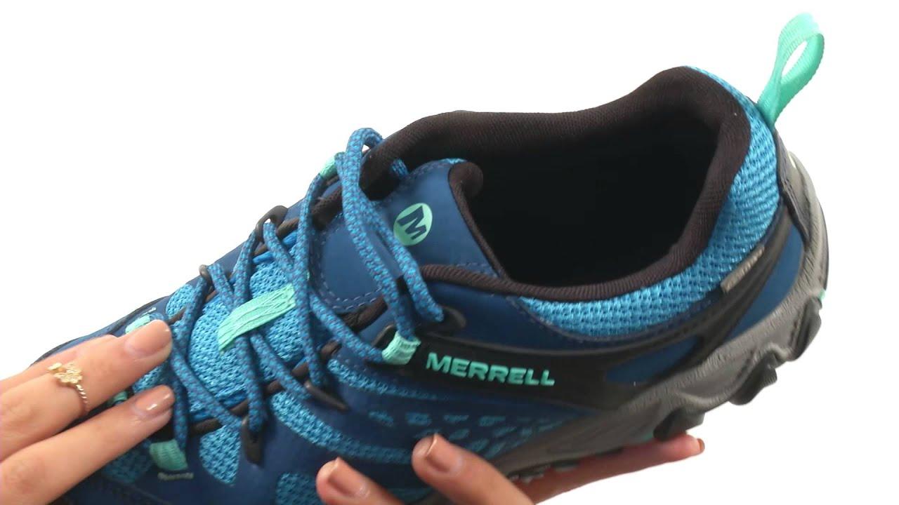 Merrell All Out Blaze Vent Waterproof SKU:8620626