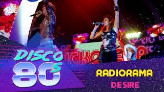 Radiorama - Desire (Disco of the 80's Festival, Russia, 2005)