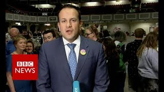 Ireland abortion referendum: PM hails 'quiet revolution' - BBC News