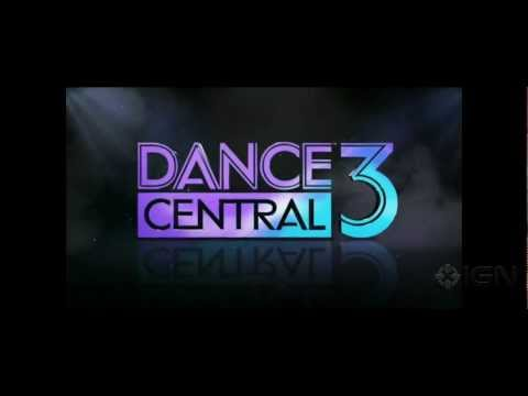 Dance Central 3 Usher GamePlay Performance - E3 2012