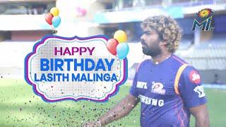 Happy Birthday Lasith Malinga | Mumbai Indians