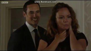 EastEnders - Michael Strangles Janine