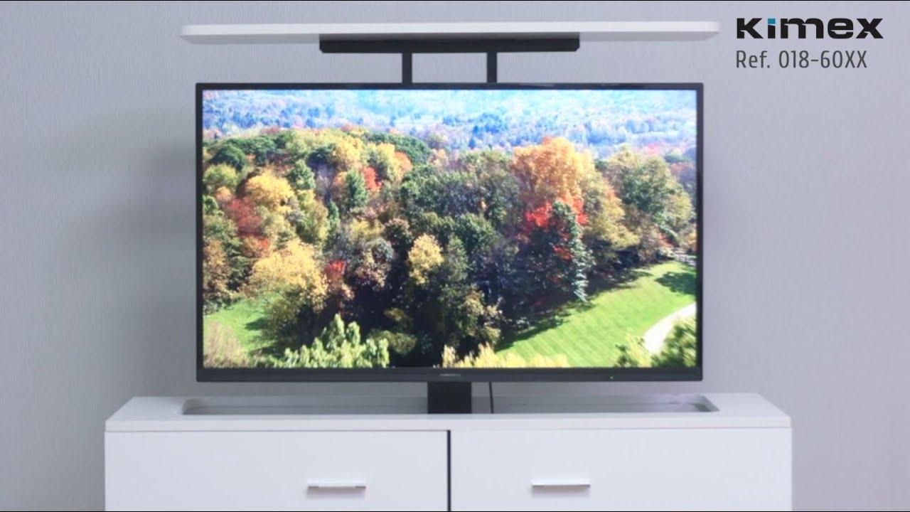 """Support Tv Qui Monte Et Descend support ascenseur motorisé pour écran tv lcd led 32""""-48"""" et 35''-67'' - réf  : 018-6044 et 018-6064"""
