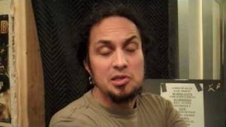 DEATH ANGEL - PART 4 - Studio Vlog (2010)
