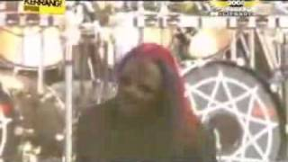 Slipknot Duality Live Download Festival 2006