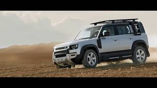 The New Land Rover DEFENDER - Explorer Pack