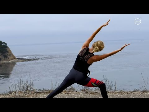 30 Minute Core Yoga // Yoga Poses for Abs and Core // Flat Abs