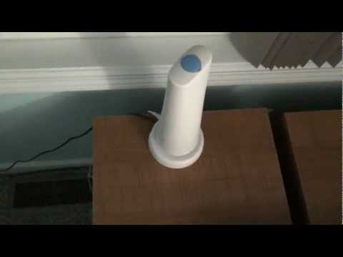 Simplisafe Review, a DIY Home Security System w/ iPhone App Review
