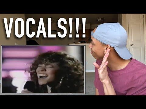 Mariah Carey - Emotions @ Arsenio Hall 1991 | (REACTION)